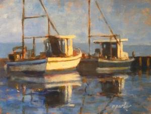 9x12-acryl-rockport-boats-900
