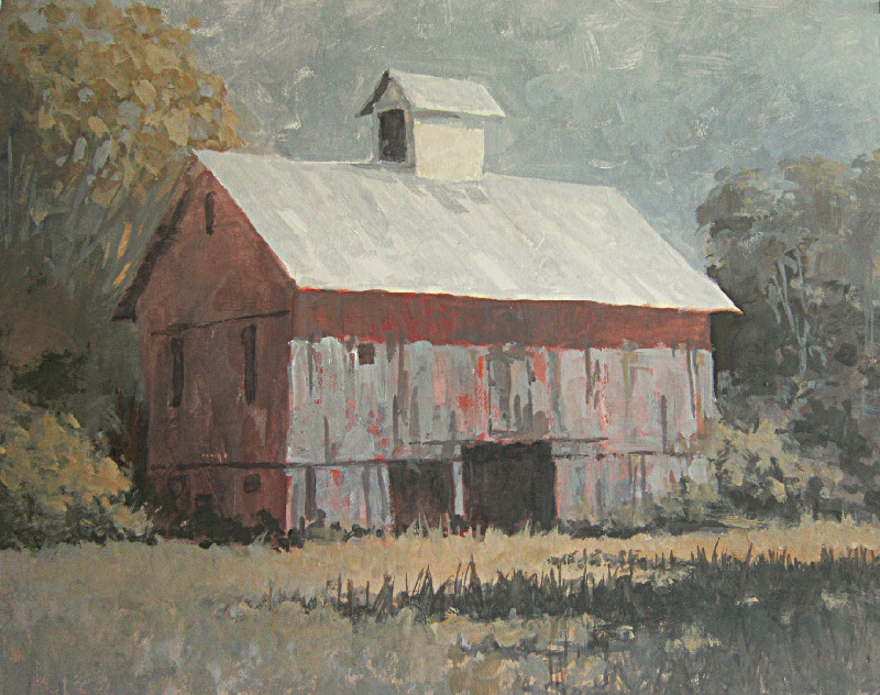 Barn in marengo1