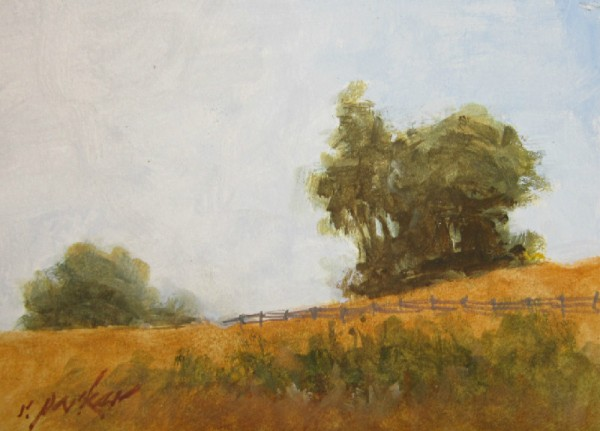 Landscape Impression No 1 5x7