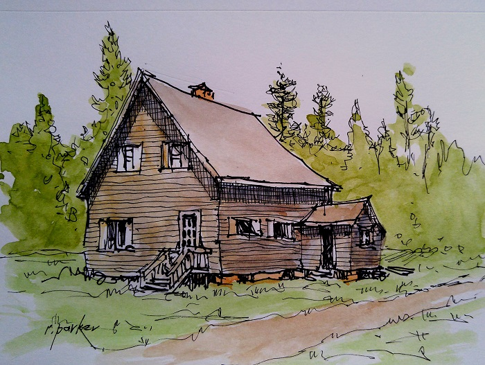 house near lubec maine A