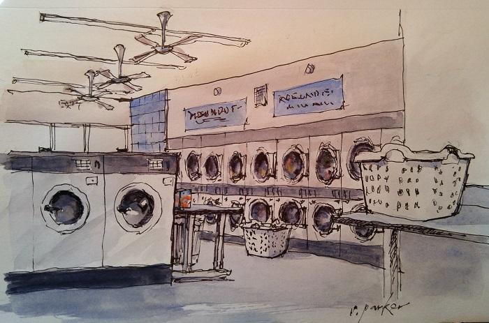 Laundromat leander at700